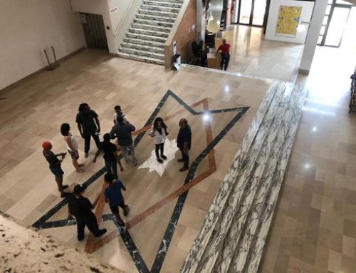 Karine Saporta à L'Atrium, Scène Nationale de Fort de France