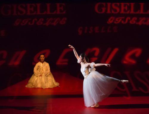 Giselle's Sorrow ou la Cérémonie des fleurs