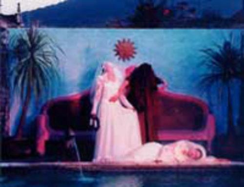 2001 – Hurlante et douce Antigua