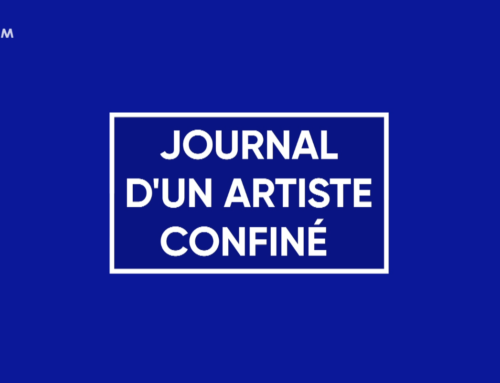 Museum TV – Journal d'un artiste confiné : Karine Saporta