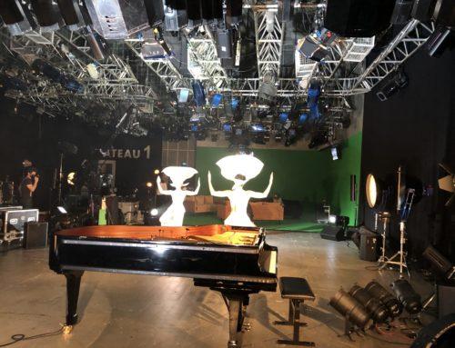 Karine Saporta invitée à Culturebox, le 1er avril 2021 à 20h05 – canal 19