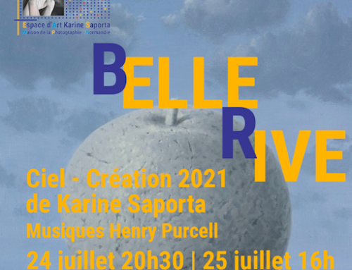 «Ciel» – création 2021 de Karine Saporta
