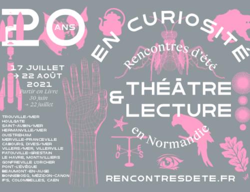 Rencontres d'Été – «Les Petites Pièces Créoles» à Trouville, le 28 juillet 2021
